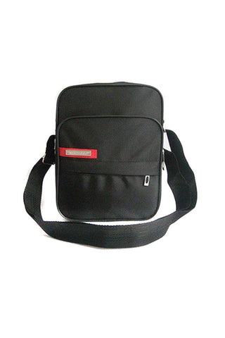 Black Men's Shoulder Messenger Bag