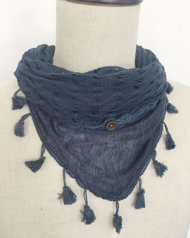 New Fashion Women Triangle Scarf