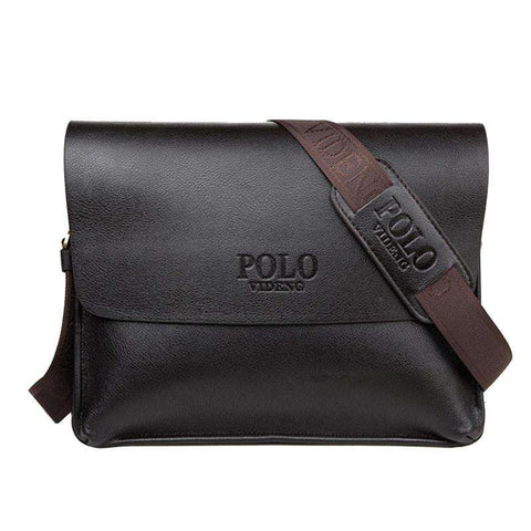 Men's Crossbody Bags PU Leather