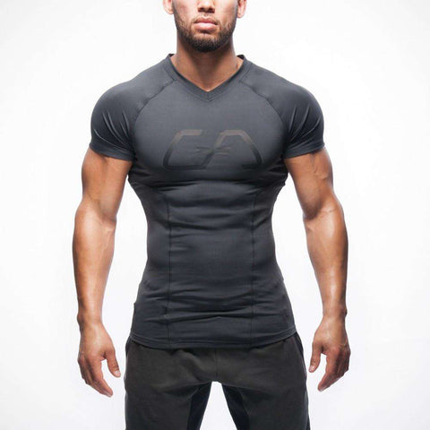 Bodybuilding Muscle Men T Shirt