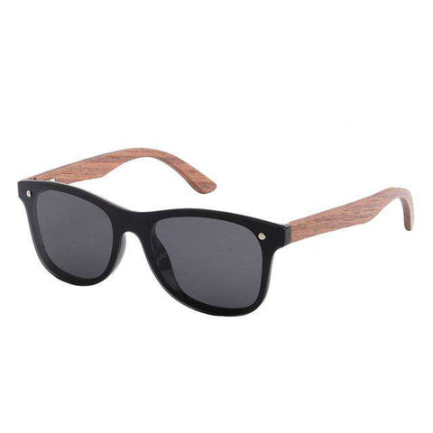 Bamboo Sunglasses Luxury Anti Reflective UV400 Unisex