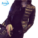 Winter Coat Cotton Padded Warm Jacket Outwear