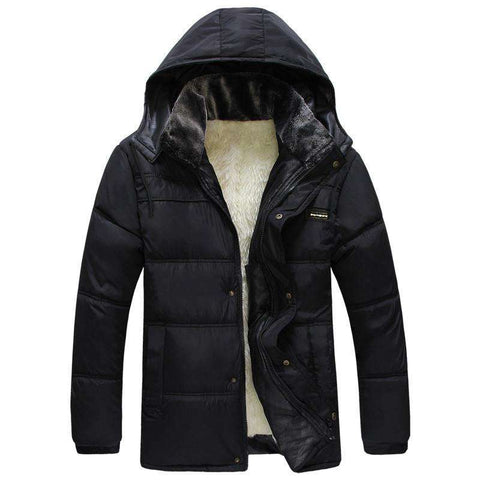 Mens Down Jacket Coat