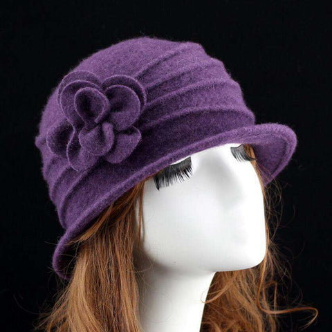 Autumn and Winter Hats for Women