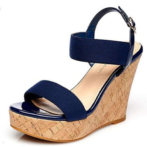 High Wedges For Women