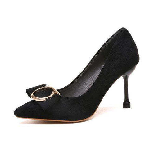 Woman Sexy Chaussure Talon 8cm Pumps Heels