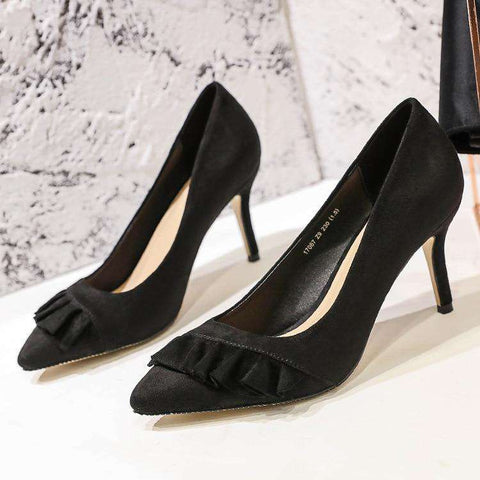 8afac08f68b Extreme High Heels Wedding Stilettos Women Pumps ...