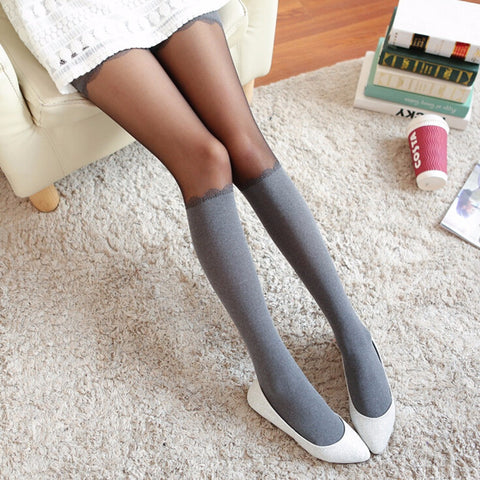 Stocking Pantyhose Sexy Women Transparent Tights