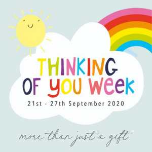 What's So Special About This Year's Thinking of You Week?