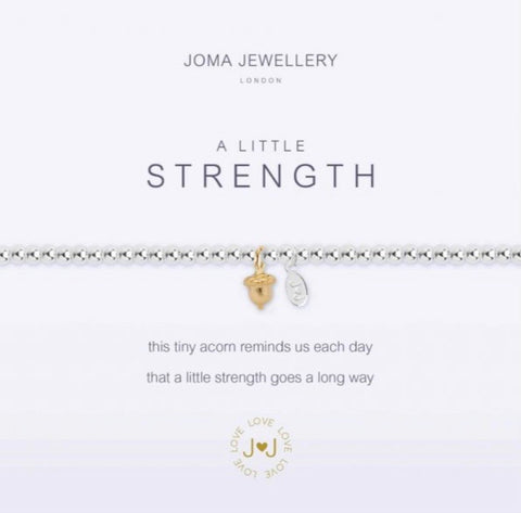 Joma Jewellery A Little Strength Bracelet