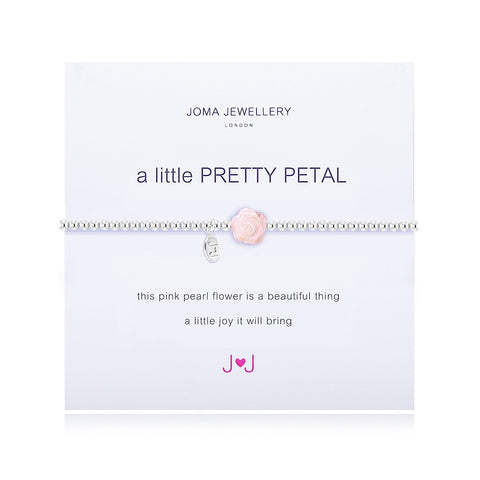 Joma Jewellery a little Pretty Petal Bracelet