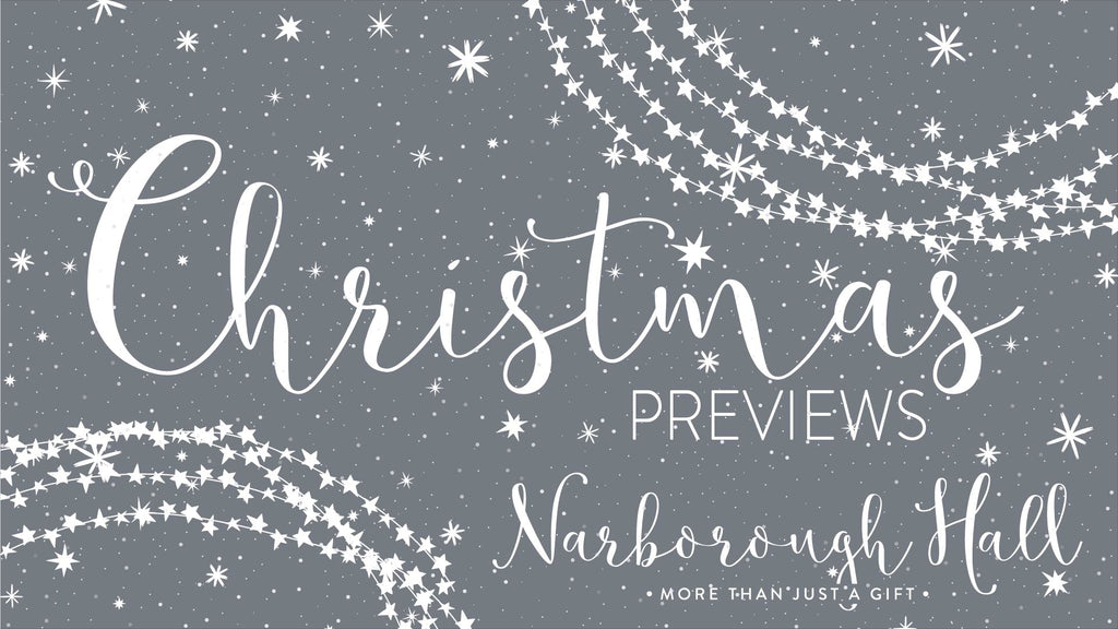 Narborough Hall Christmas Previews