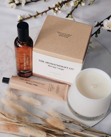 The Aromatherapy Co New Zealand Now Available in The UK