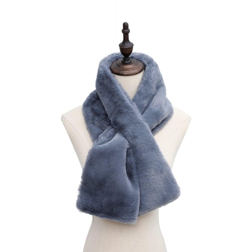 Fabulous And Glam Fake Fur Scarf  | More Than Just A Gift