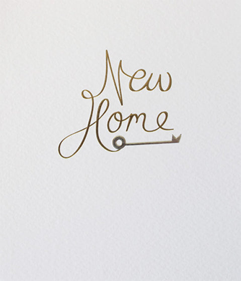 Mimosa - New Home Card