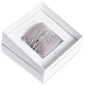 Joma Happy Birthday Bracelet Gift Box