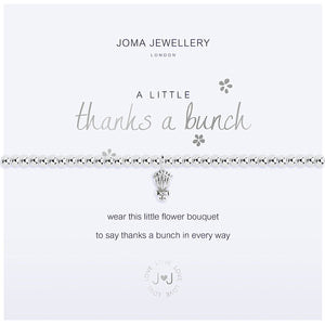 Joma a little Thanks a Bunch Bracelet - flowers