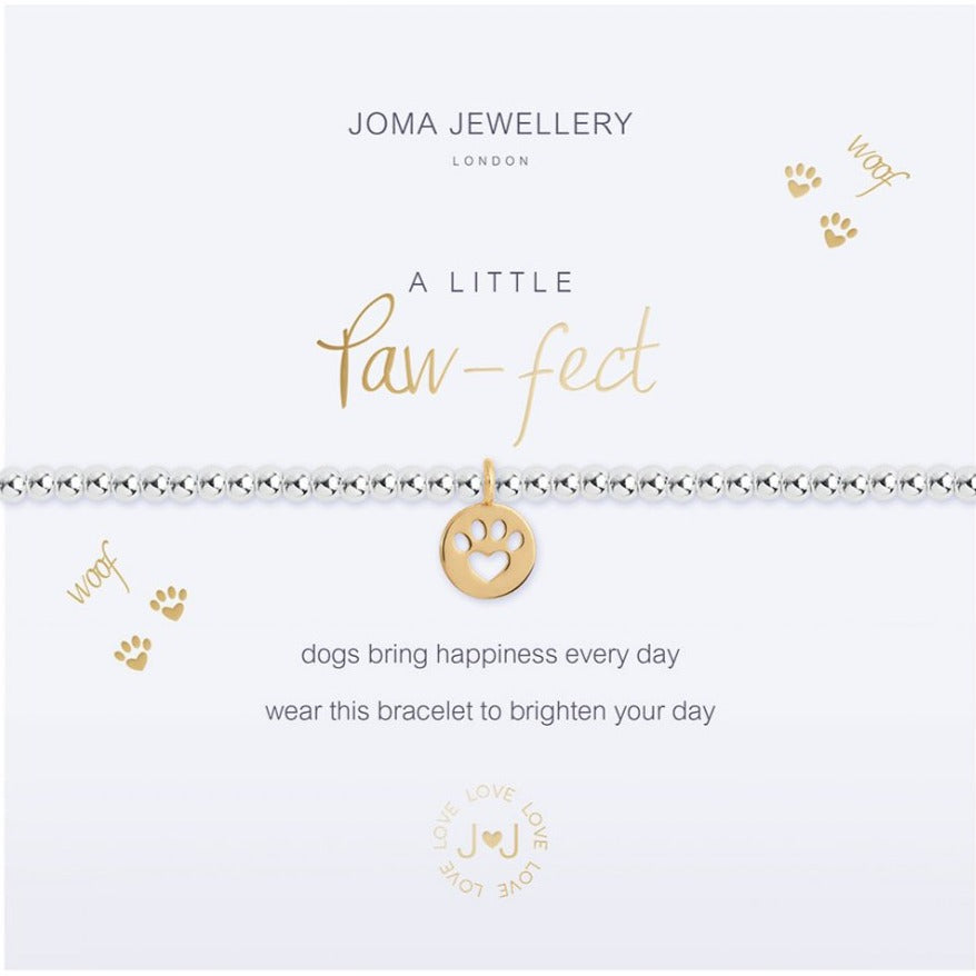 Joma a little Paw-fect bracelet | More Than Just A Gift