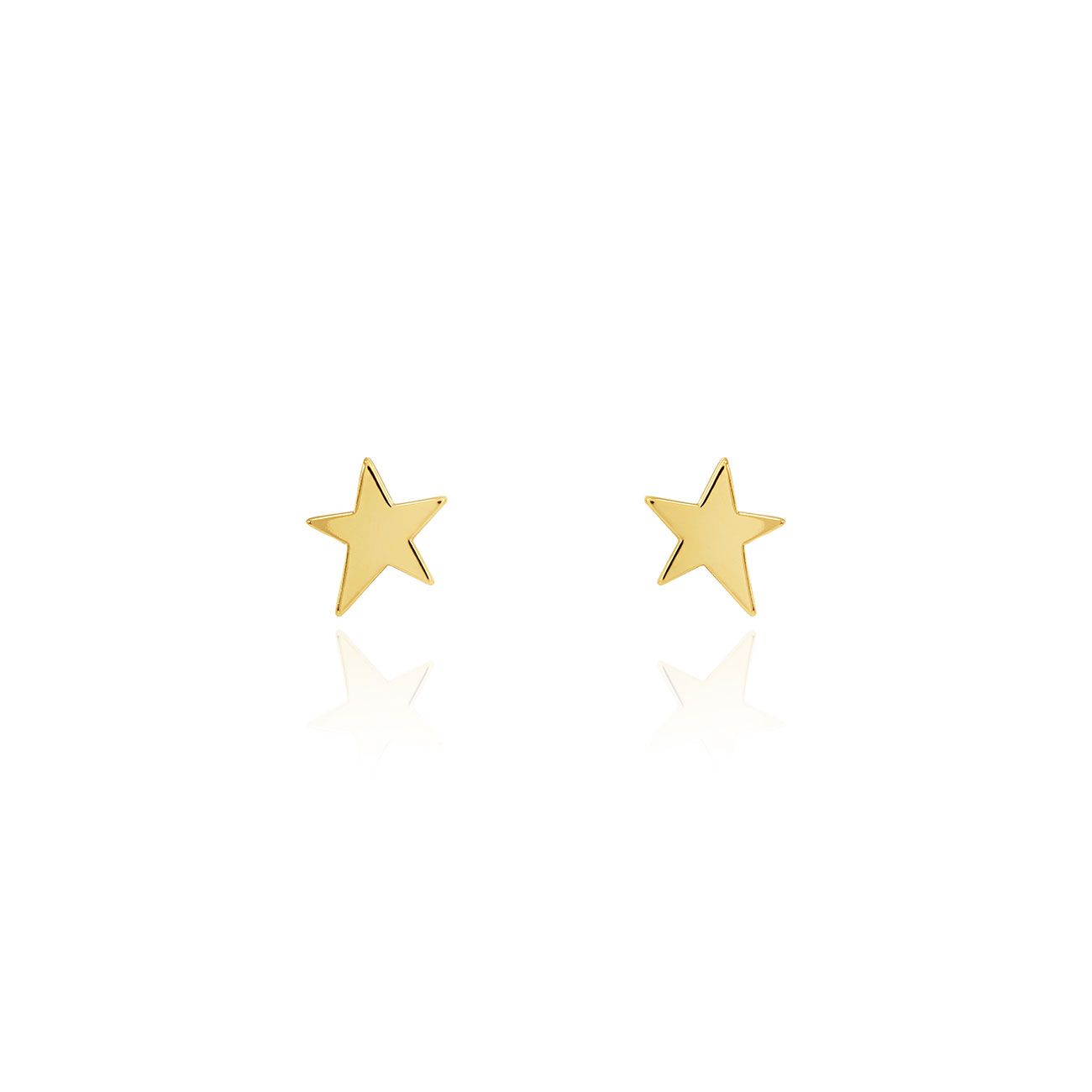 Joma One in a Million Boxed Earrings - star