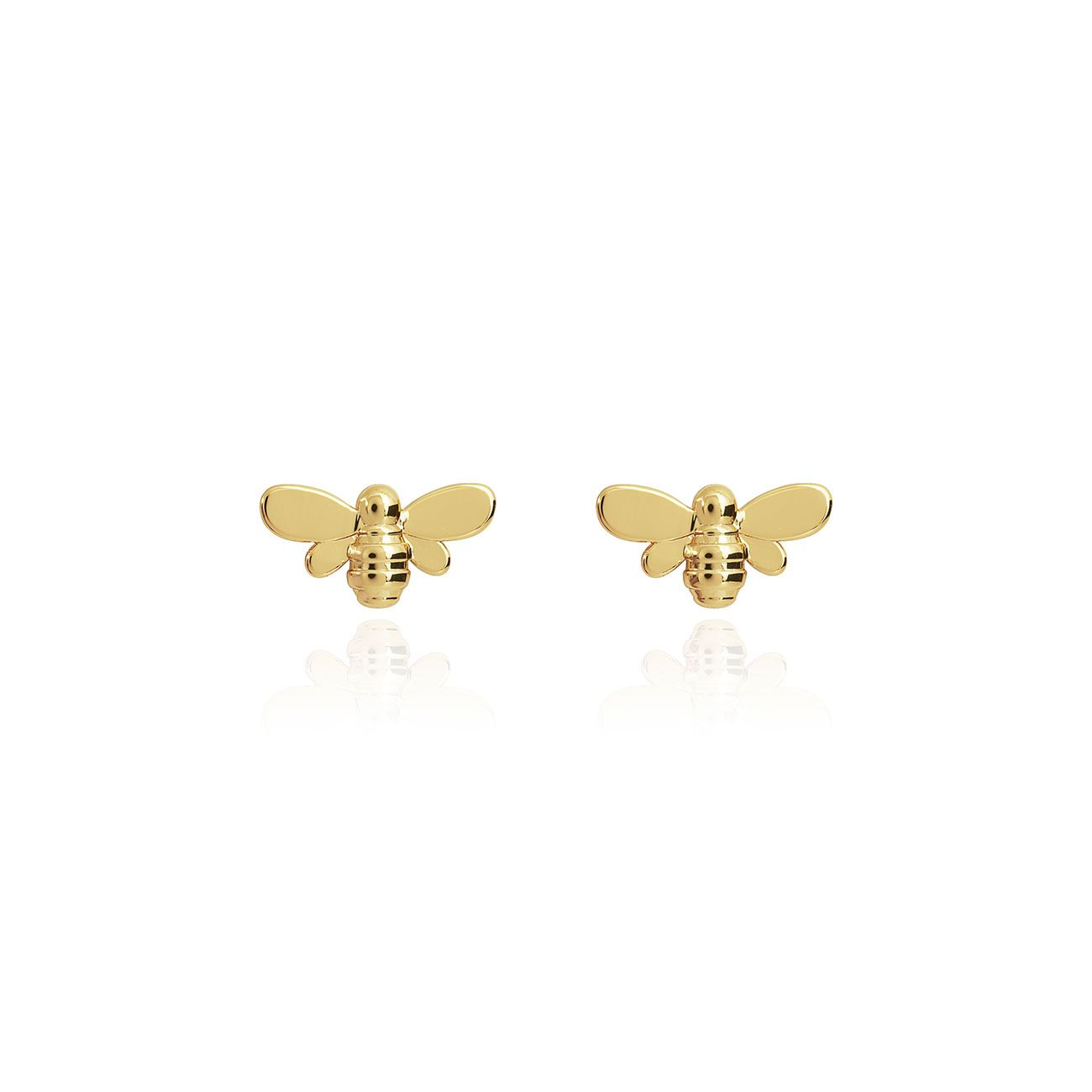 Joma Bee Happy Boxed Earrings - bee