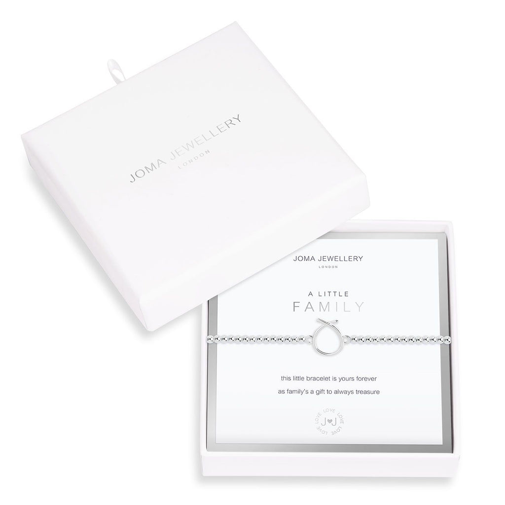 Joma a little Family Boxed Bracelet - oval | More Than Just A Gift