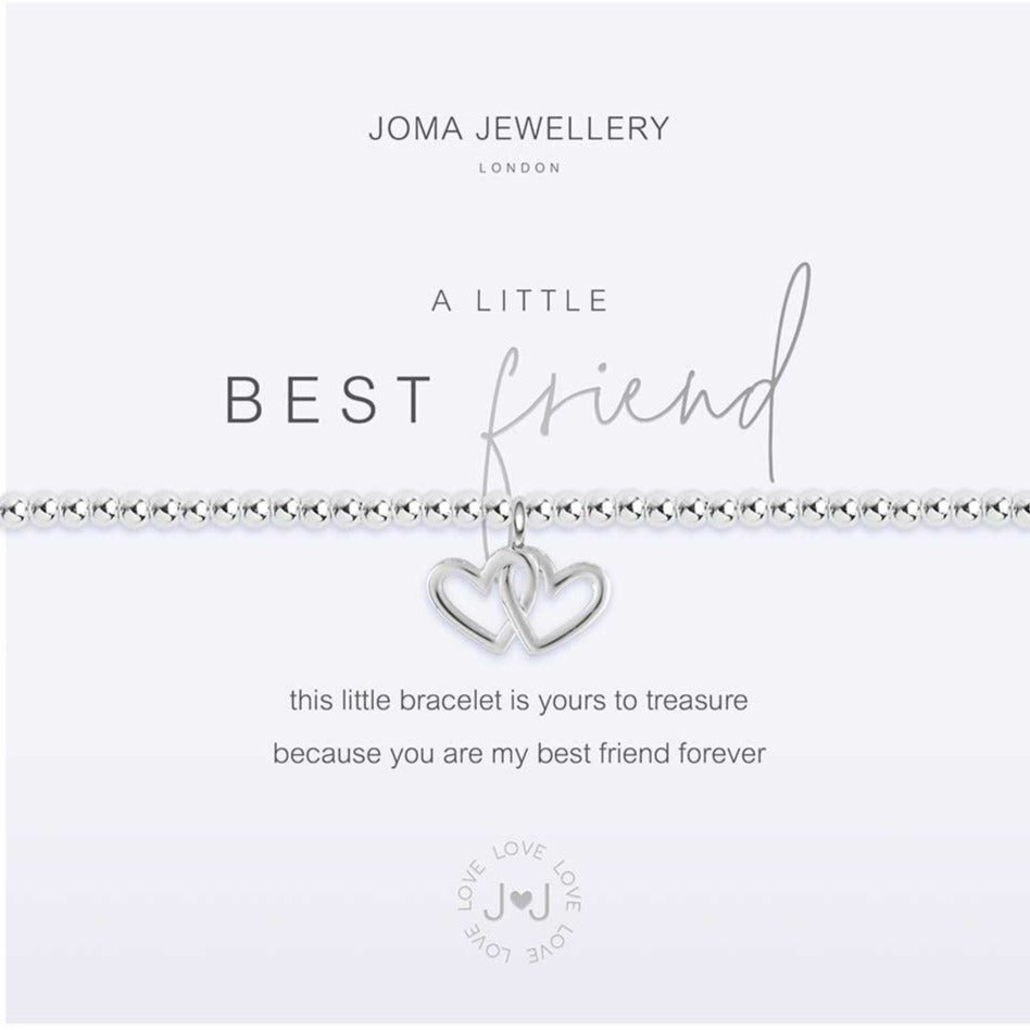 Joma Jewellery a little Best Friend Bracelet | More Than Just A Gift | Authorised Joma Jewellery Stockist| More Than Just A Gift