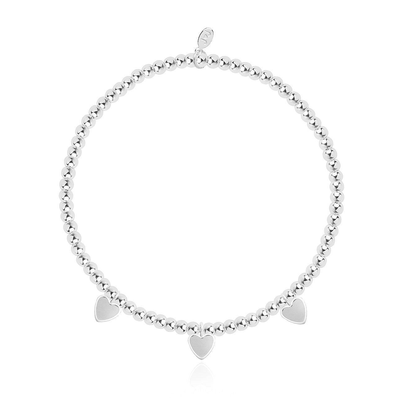 With Love Triple Bracelet Gift Box Joma Jewellery