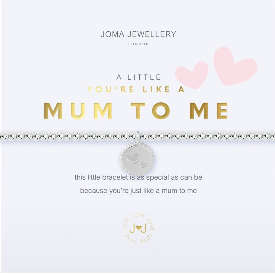 Joma Jewellery You're Like A Mum To Me Bracelet | More Than Just A Gift