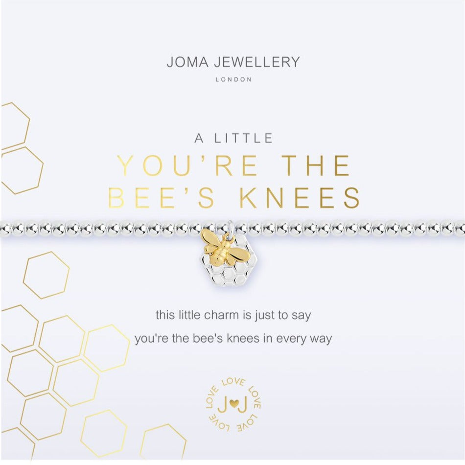 Joma Jewellery You're The Bee's Knees Bracelet | More Than Just A Gift