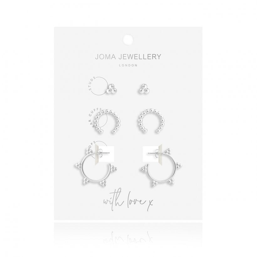 Joma Jewellery Tahlio Trio | Beaded Cuff Pack | More Than Just A Gift