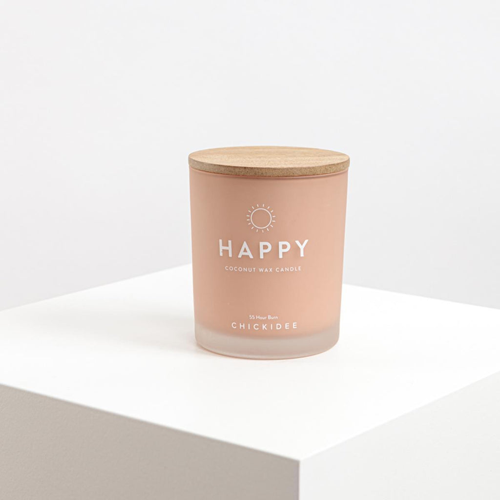 Chickidee Happy Candle | More Than Just A Gift