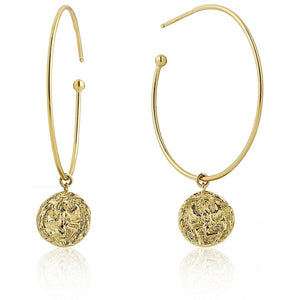 Ania Haie Gold Boreas Hoop Earrings - More Than Just a Gift
