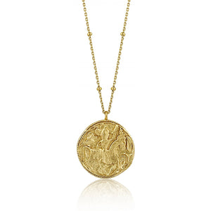 Ania Haie Gold Greek Warrior Necklace - More Than Just a Gift
