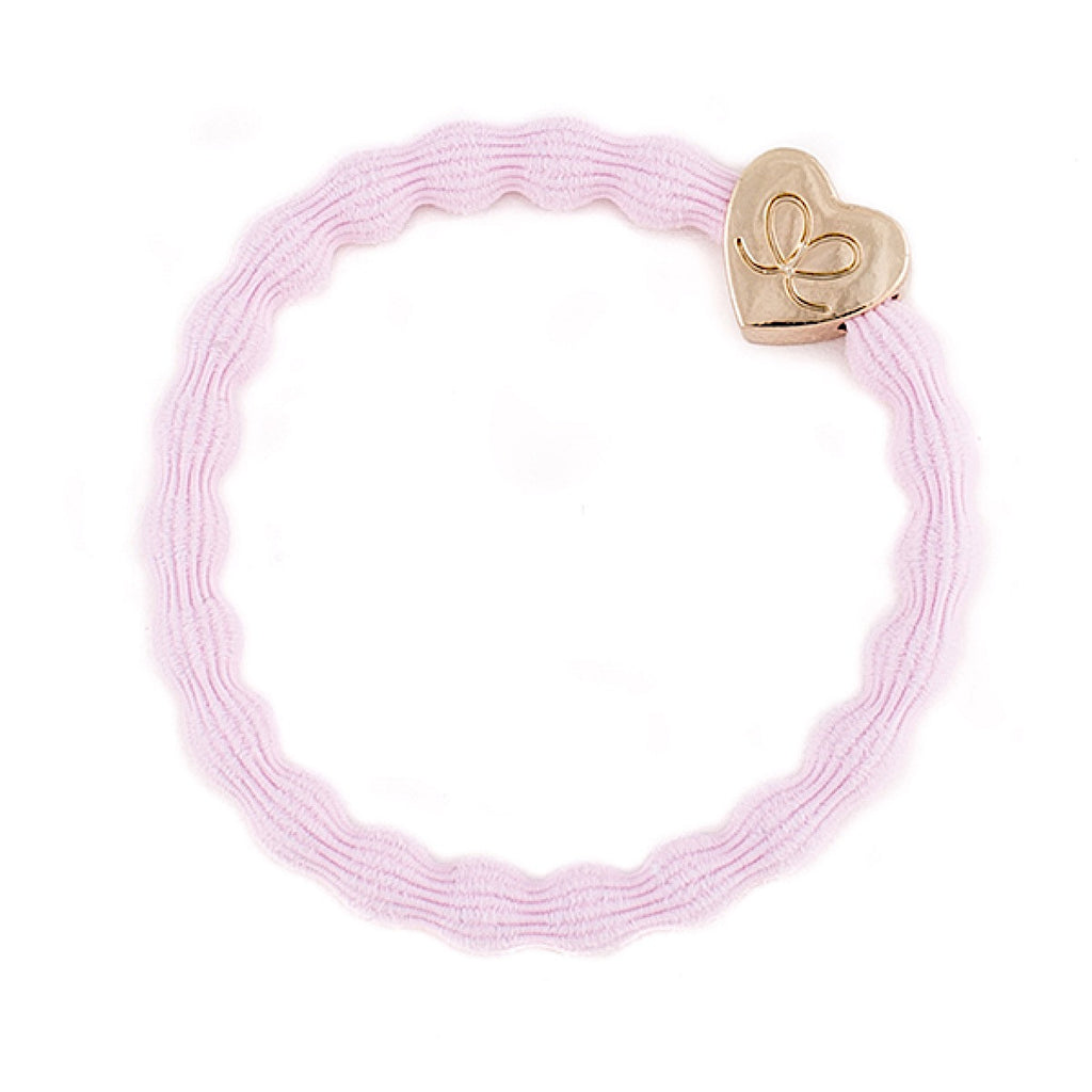 Ballet Pink/Heart Bangle Band | More Than Just at Gift | Narborough Hall
