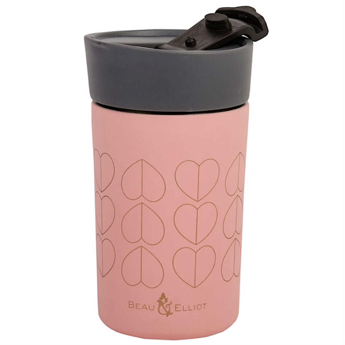 Beau & Elliot Blush Insulated Travel Mug