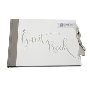 Bride to B Wedding Guest Book