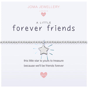 Joma Girls a little Forever Friends Bracelet - star
