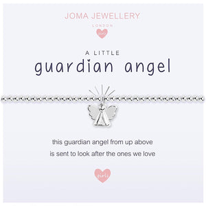 Joma Girls a little Guardian Angel Bracelet - angel