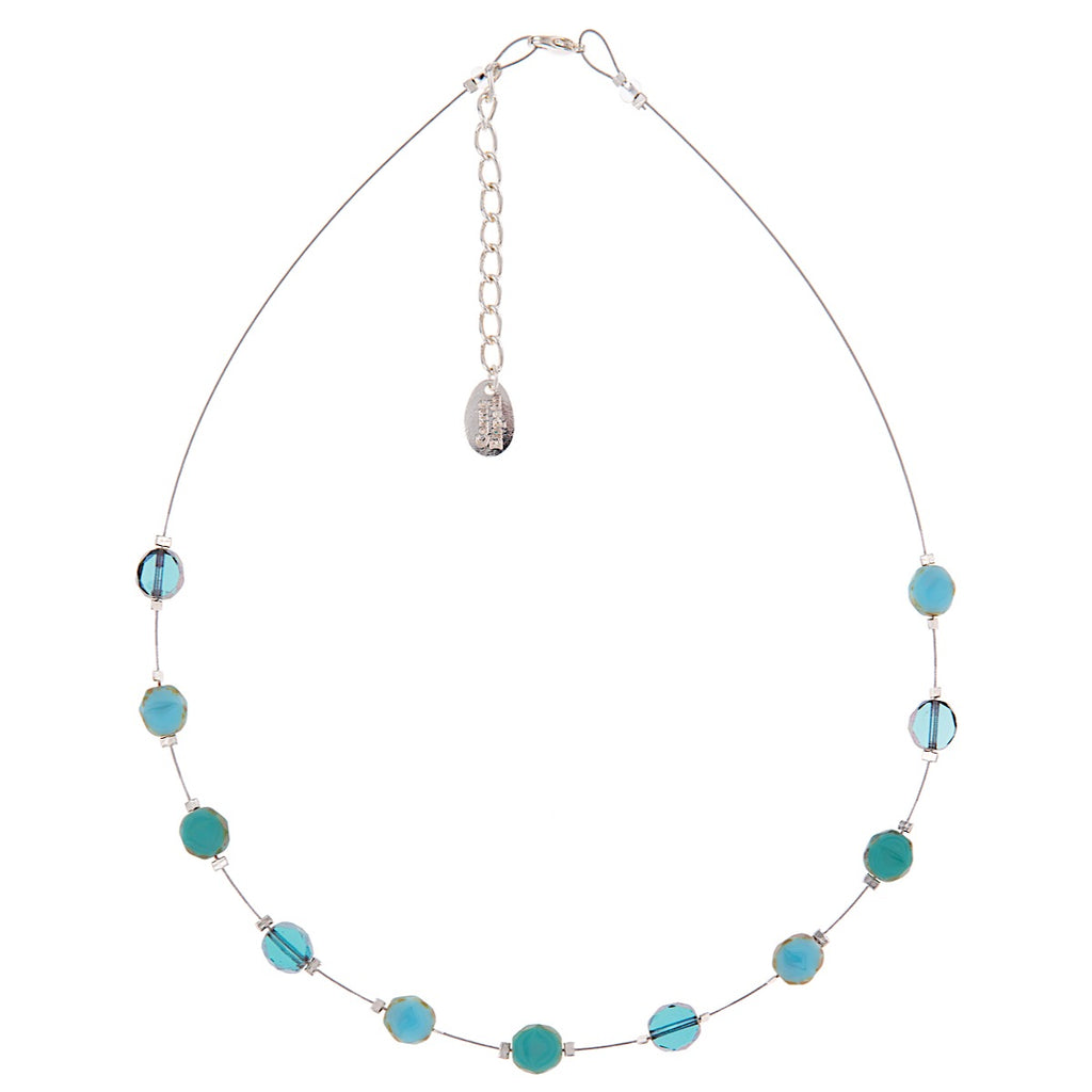 Carrie Elspeth Bohemian Ocean Necklace