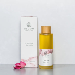 Bloom Remedies Cherish Bath Oil
