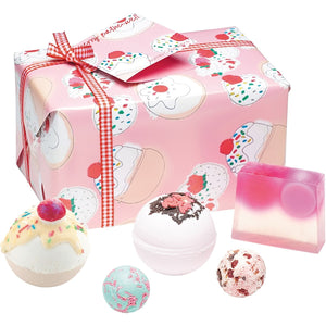 Bomb Cosmetics Cherry Bathe-Well Gift Pack | More Than Just at Gift | Narborough Hall