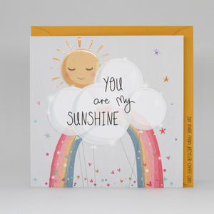 Electric Dreams - You are my Sunshine Card