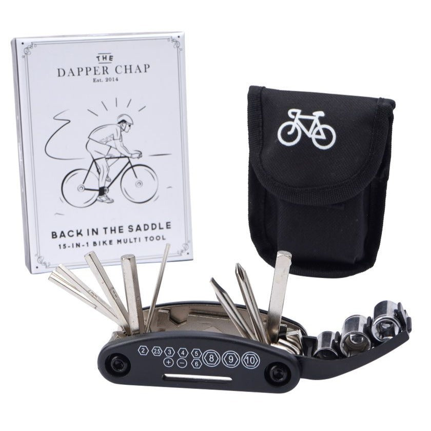 Dapper Chap Bike Multi Tool