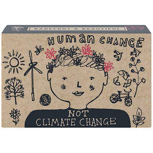 The Bath House Barefoot Earth Human Change Soap Bar