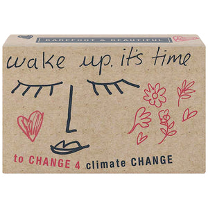 The Bath House Barefoot Earth Wake Up Soap Bar
