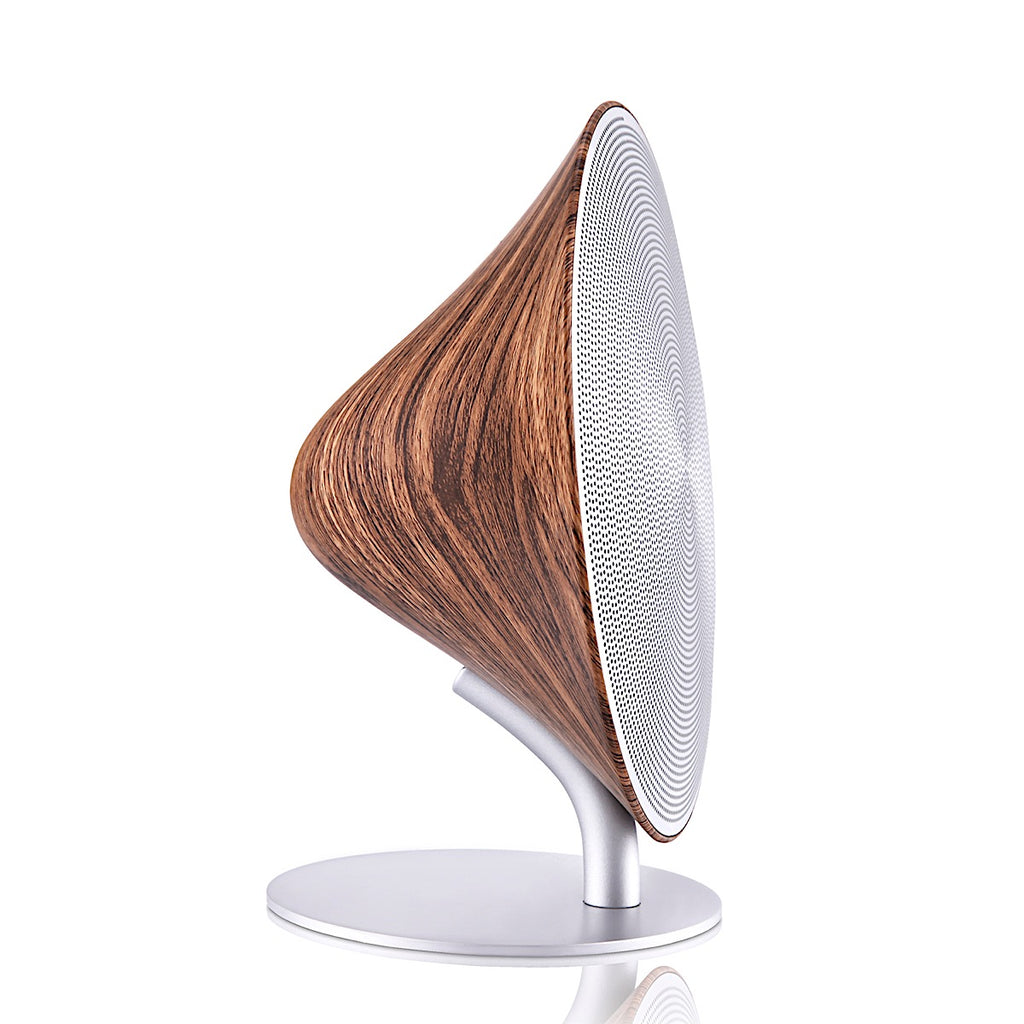 Halo One Walnut Bluetooth Speaker