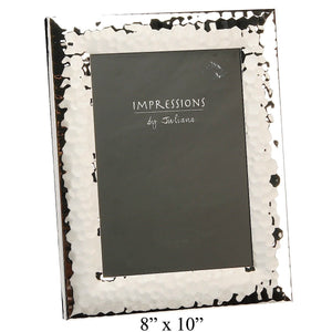 Impressions Shiny Hammered Photo Frame 8 by 10 | More Than Just at Gift | Narborough Hall