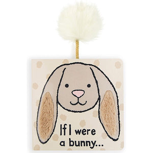 Jellycat If I Were a Bunny Board Book - Beige | More Than Just at Gift | Narborough Hall
