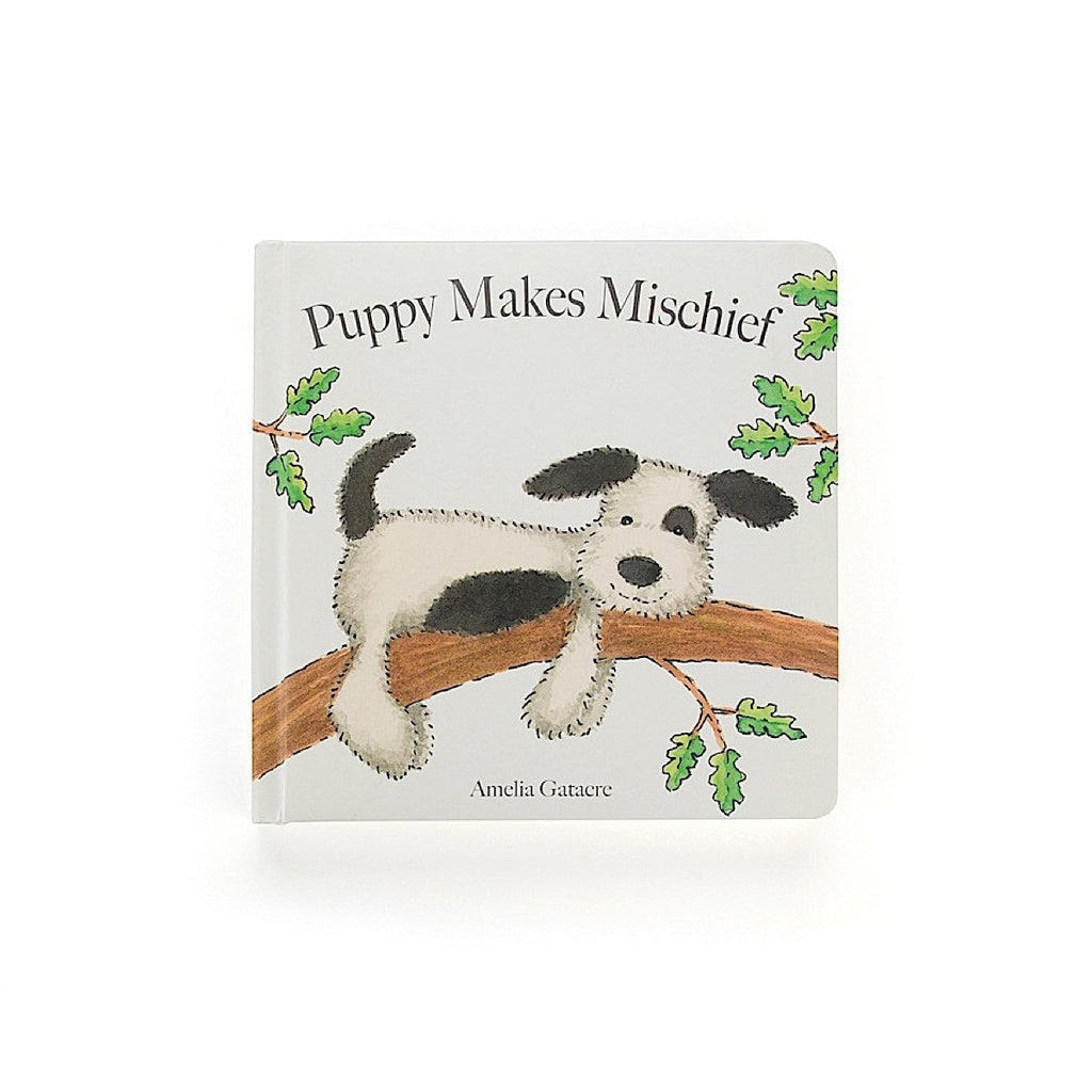 Puppy Makes Mischief Book | More Than Just at Gift | Narborough Hall