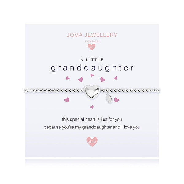 Joma Girls 'a little GRANDDAUGHTER' - bracelet